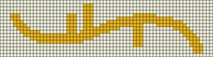 Alpha pattern #7484