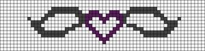 Alpha pattern #7513