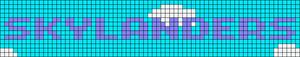 Alpha pattern #7518