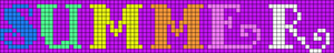 Alpha pattern #7524