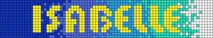 Alpha pattern #7527