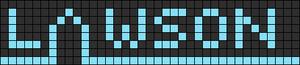 Alpha pattern #7530