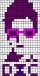 Alpha pattern #7533
