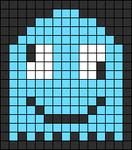 Alpha pattern #7545