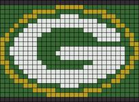 Alpha pattern #7546
