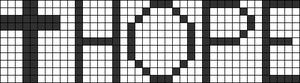 Alpha pattern #7557