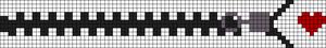 Alpha pattern #7558