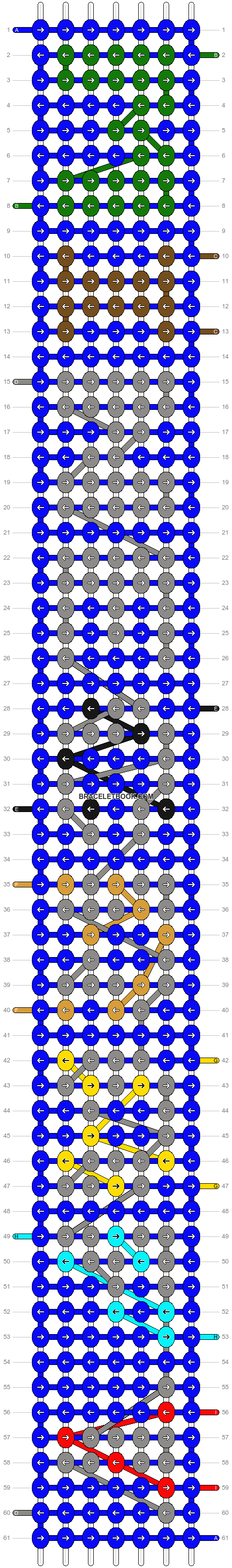 Alpha pattern #7559 pattern