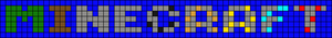 Alpha Friendship Bracelet Pattern #7559