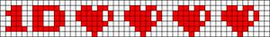 Alpha pattern #7563