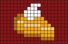Alpha pattern #7573