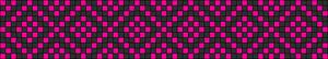 Alpha Friendship Bracelet Pattern #7583