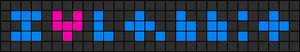 Alpha pattern #7594