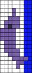 Alpha pattern #7608