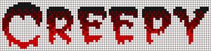 Alpha pattern #7611