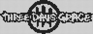 Alpha pattern #7616