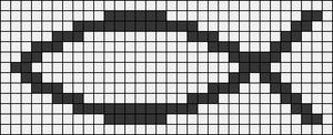 Alpha pattern #7623