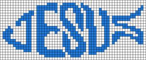Alpha pattern #7624