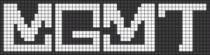 Alpha pattern #7644