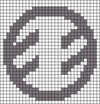 Alpha Friendship Bracelet Pattern #7645