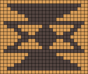 Alpha pattern #7655