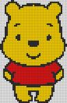 Alpha Friendship Bracelet Pattern #7665