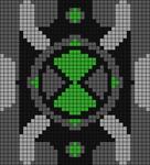 Alpha pattern #7670