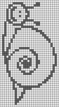 Alpha pattern #7688