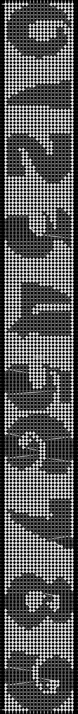 Alpha pattern #7703 pattern