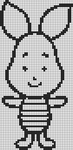Alpha Friendship Bracelet Pattern #7710