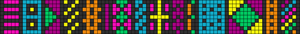 Alpha pattern #7713