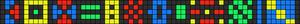 Alpha pattern #7717