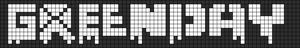 Alpha Friendship Bracelet Pattern #7723