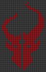 Alpha pattern #7727