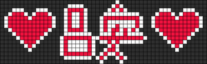 Alpha pattern #7730