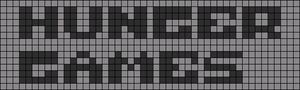 Alpha Friendship Bracelet Pattern #7732