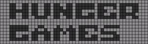 Alpha pattern #7732