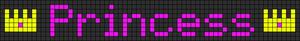 Alpha pattern #7739