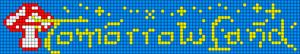 Alpha pattern #7746