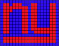 Alpha pattern #7760