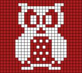 Alpha pattern #7764
