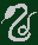 Alpha pattern #7768