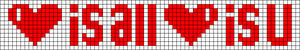 Alpha pattern #7771