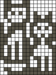 Alpha pattern #7802