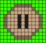 Alpha pattern #7811