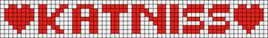 Alpha pattern #7829
