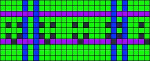 Alpha pattern #7837