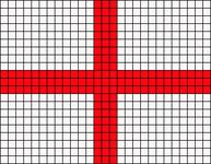 Alpha pattern #7848