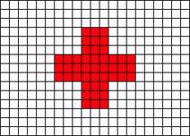 Alpha pattern #7849