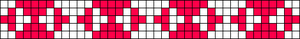 Alpha pattern #7850